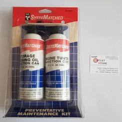 OMC  Engine storage fogging oil & engine tuner kit