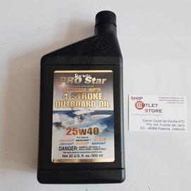 Star brite Star brite 4 Tiempos aceite sintética blend 25W40 950ml