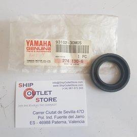 Yamaha 93102-30M05 Yamaha Sello de aceite