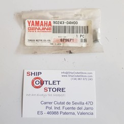 90243-04M00 Yamaha Clamp handle pin