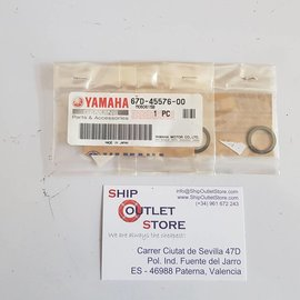 Yamaha 67D-45576-00 Yamaha Anillo de sellado