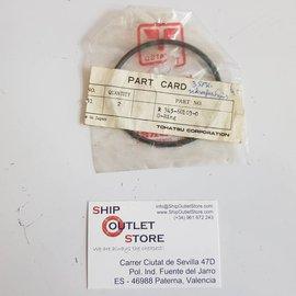 Tohatsu 345-60103-0 Tohatsu Gear case O-ring