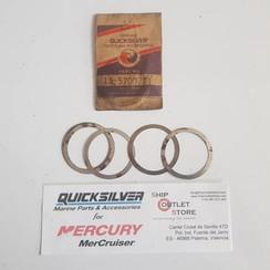 15-57007 A1 Mercury Quicksilver Juego de calces