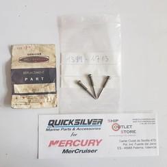 1399-1713 Mercury Quicksilver Idle adjustment screw