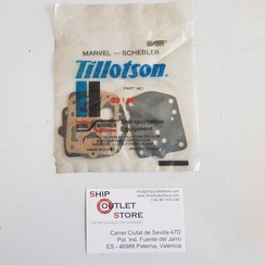 DG 1 BB Tillotson Gasket set
