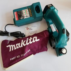 Makita 1050D 12V Electric battery planer with charger