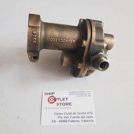 Oberdorfer Oberdorfer N992 Bomba de engranaje de bronce