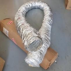 Webasto Tubo aislada calorifugado flexible 127 mm x 4 metros