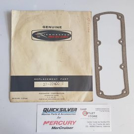 Quicksilver - Mercury 27-20400 Mercury QuicksilverTank cover gasket