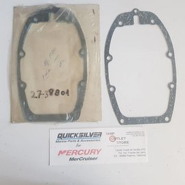 Quicksilver - Mercury 27-38501 1 Mercury Quicksilver Gasket exhaust plate
