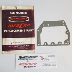 27-78411 Mercury Quicksilver Baffle to block attenuator gasket