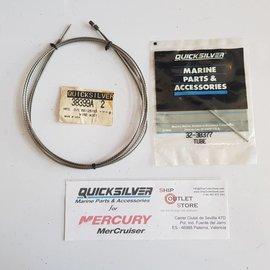 Quicksilver - Mercury 38399 A2 Mercury Quicksilver Inner shift cable