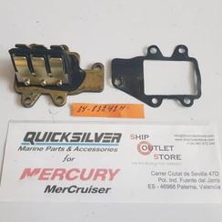 34-83243 M Mercury Quicksilver Reed válvula