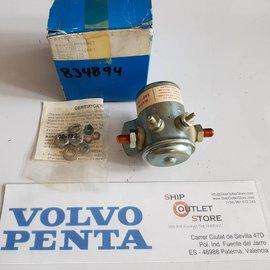 Volvo Penta 834894 Volvo Penta Solenoide del actuador 12V