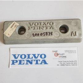 Volvo Penta 40005875 Volvo Penta Aluminium anode 1,5 kg