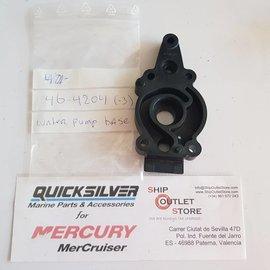 Quicksilver - Mercury 46-4204-3 Mercury Quicksilver Water pump base