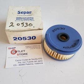 Separ Filter SEPAR 20530 Fuel Filter element