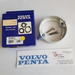 875821 Volvo Penta Zinc ring anode kit