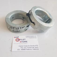 Gori 15539500 zinc anode ring 60 x 95mm