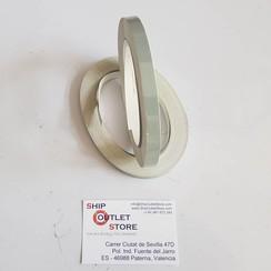 Boot striping vinyl  tape MIDIUM GRIJS 10mm x 24 meters
