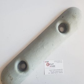 FS SUPER OFFER!!  FS Zinc hull anode 450 x 200mm 6 kg