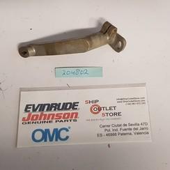 204802 Evinrude Johnson OMC Shift lever