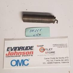 311265 Evinrude Johnson OMC Starter veer