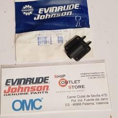 341071 Evinrude Johnson OMC Primer solenoid cover