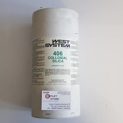 West System Silica Coloidal 406 relleno adhesivo 275gr