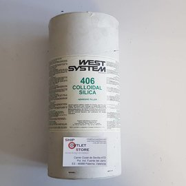 West System West System Silica Coloidal 406 relleno adhesivo 275gr