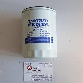 Volvo Penta 3850559 Volvo Penta filtro de aceite