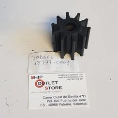 18777-0001 Jabsco Impeller neopreen