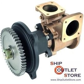 D-Diesel Sea water pump Volvo Penta 22905150