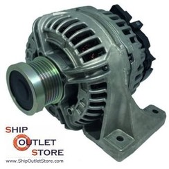 Alternator 12V 140A  Volvo Penta 8676498