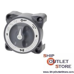 Battery selector switch 500A HD-Series 3003