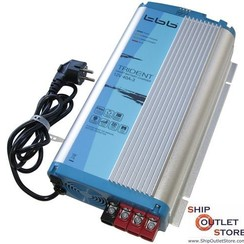 Battery charger automatic 3x exit -12V -40A Trident TTB