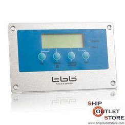 TBB Trident LCD Battery control panel