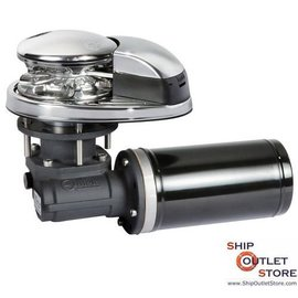 Quick Vertical anchor winch  AISI 316 Inox Quick Prince DP serie