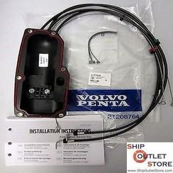 Trim & Tilt pump cover 21945911 Volvo Penta SX-A