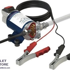 Oil change kit with self-priming pump OCK1 Marco