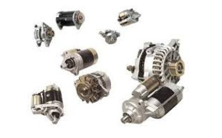 Dynamo´s en startmotoren