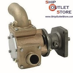 Engine water pump  Caterpillar 197-1328