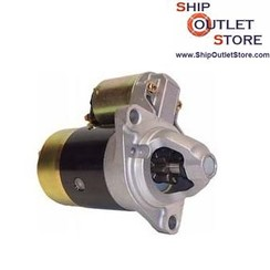 Motor arranque 12V  0,8Kw Yanmar 114361-77011