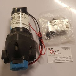 Jabsco Par-Max 2.9 water pump 24V type 05464833