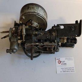 Mercury Motor Mercury 1 cilindro con carburador y arranque.