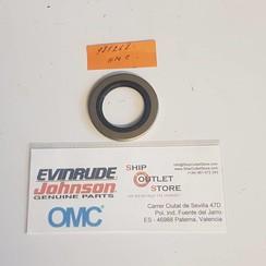 09181268 Evinrude Johnson OMC Sello, retenedor de rodamiento