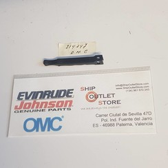 314147 Evinrude Johnson OMC Choke knop
