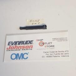 314147 Evinrude Johnson OMC Perilla de estrangulación