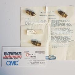 173275 Evinrude Johnson OMC Válvula antisifón