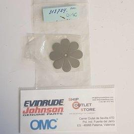 313724 Evinrude Johnson OMC Carburetor reed valve leaf